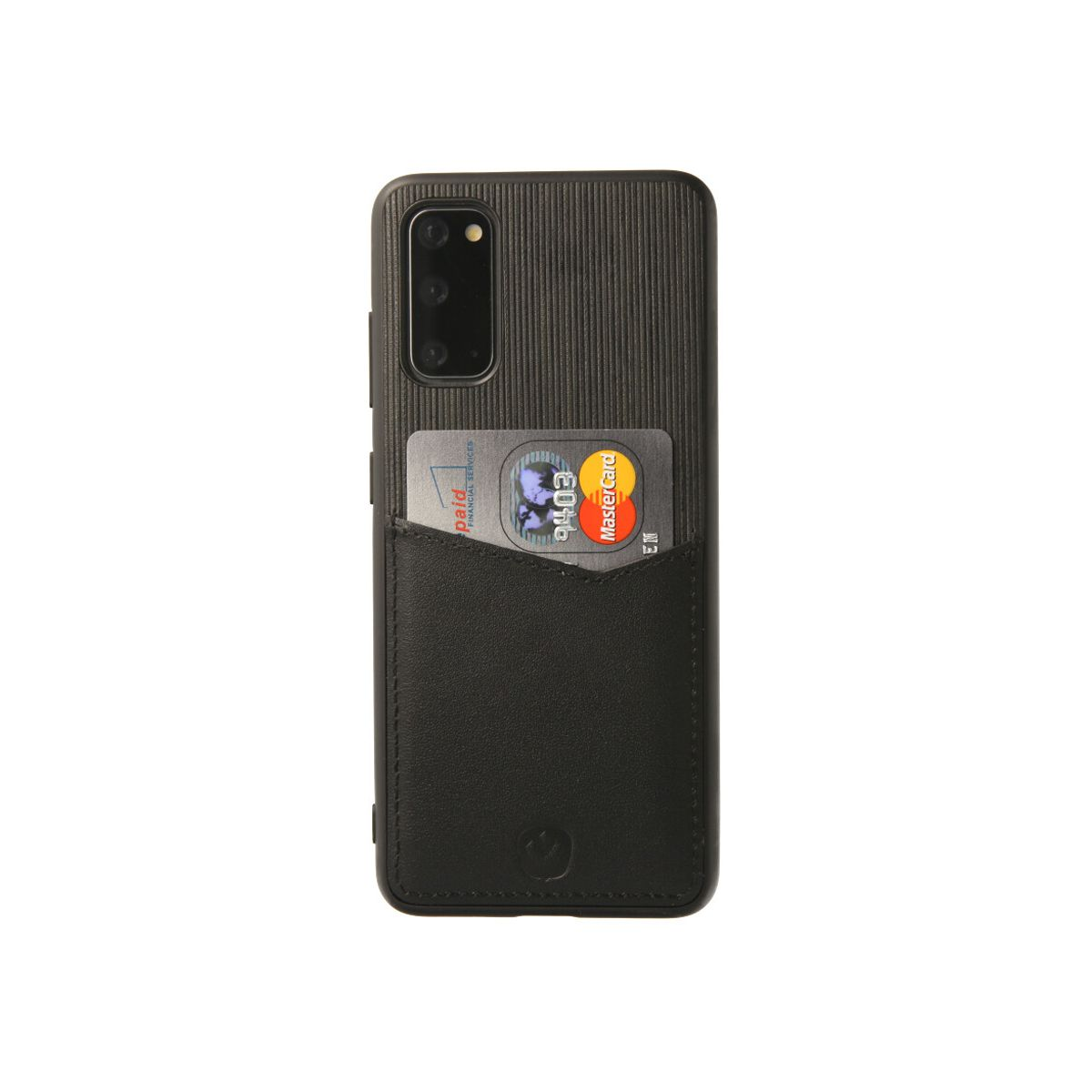 back cover black card slot samsung galaxy s20