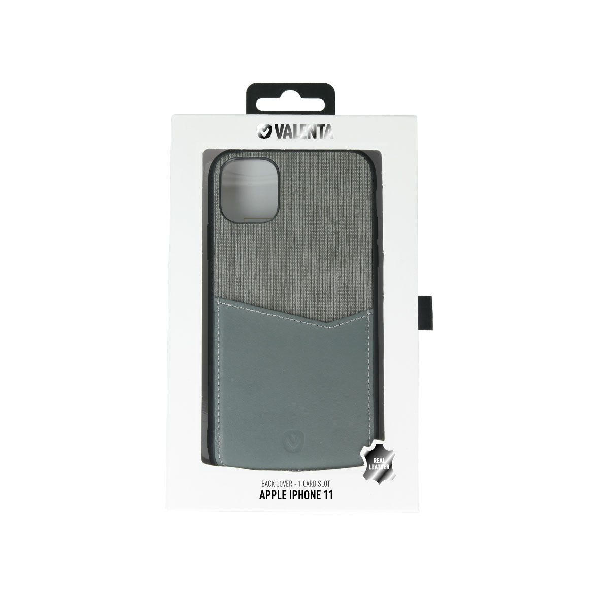 back cover grau card slot iphone 11