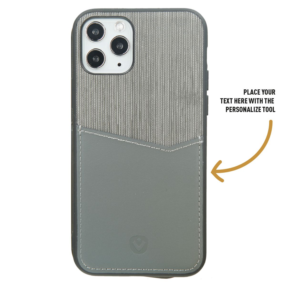 back cover grey card slot iphone 11 pro max