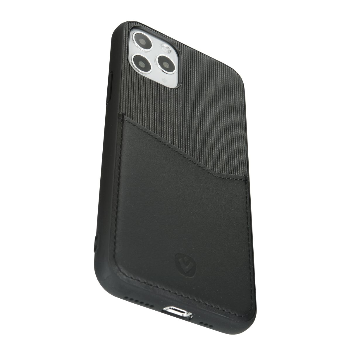 back cover schwarz card slot iphone 11 pro max