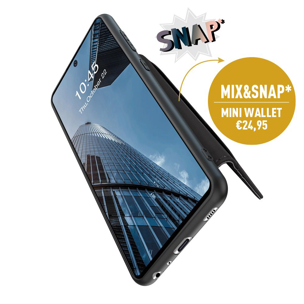 back cover snap leather black samsung galaxy a72
