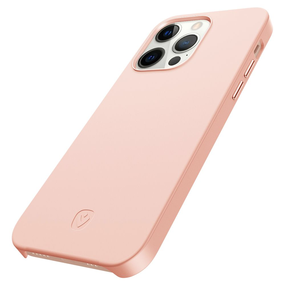 back cover snap luxe pink apple iphone 13 pro