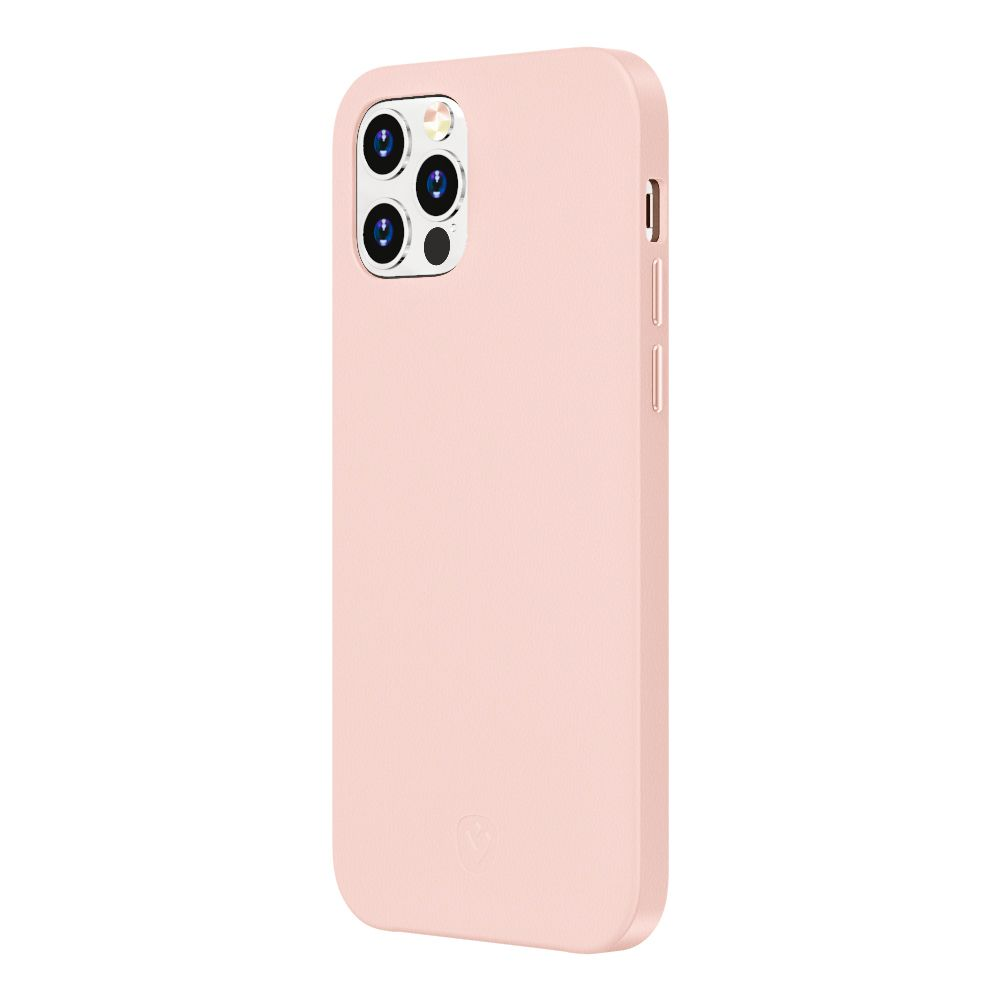 back cover snap luxe roze apple iphone 12 12 pro