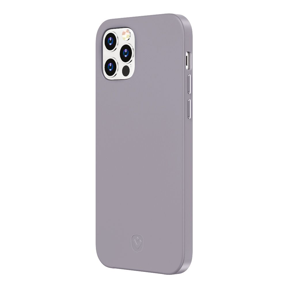 back cover snap luxe purple iphone 12 pro max