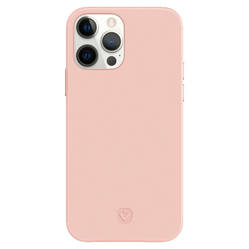 back cover snap luxe rosa fr apple iphone 13 pro