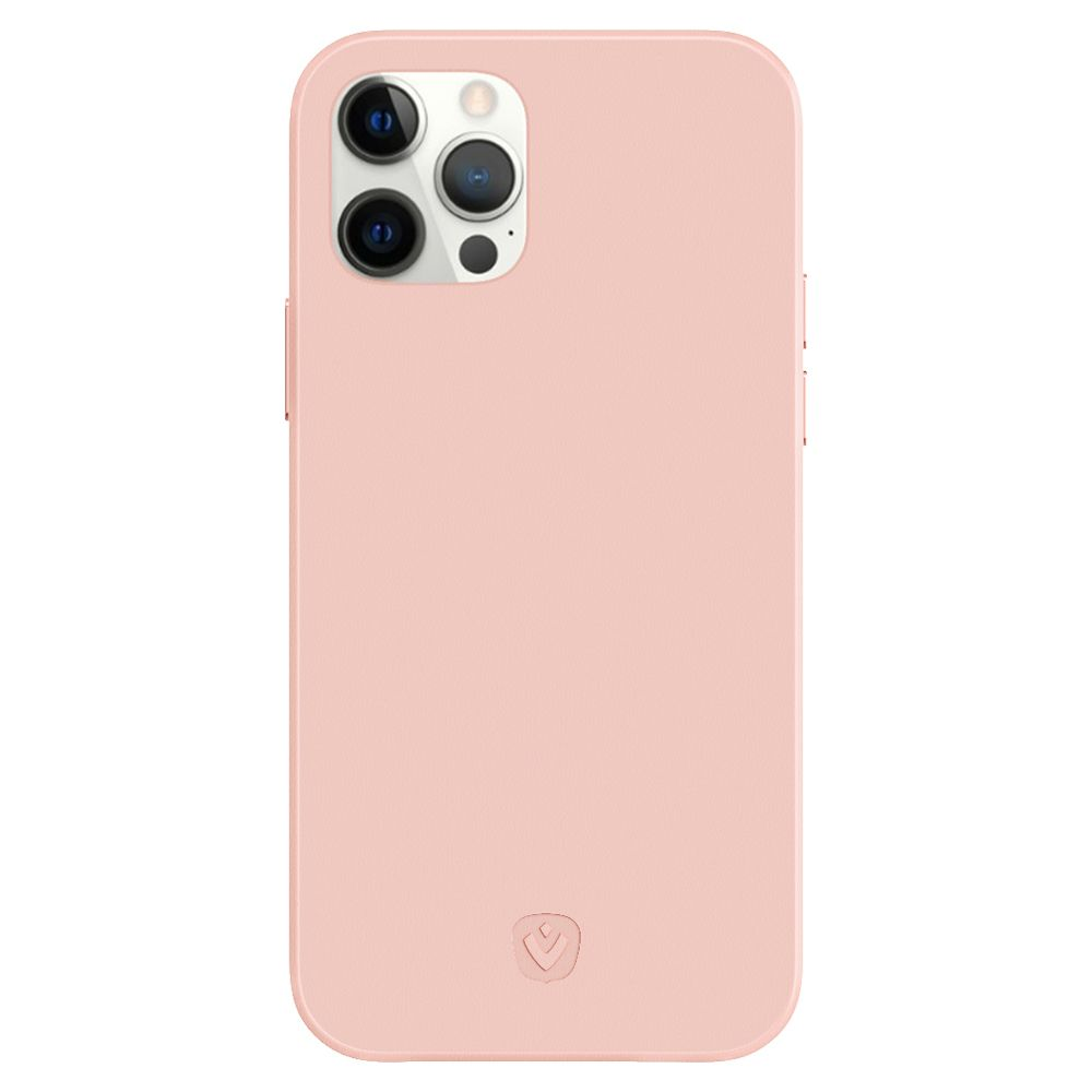 back cover snap luxe rosa fr iphone 12 12 pro