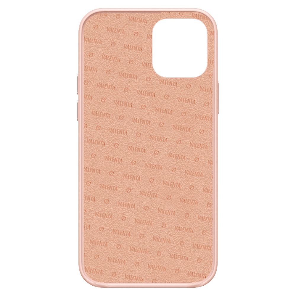 back cover snap luxe rosa fr iphone 12 mini