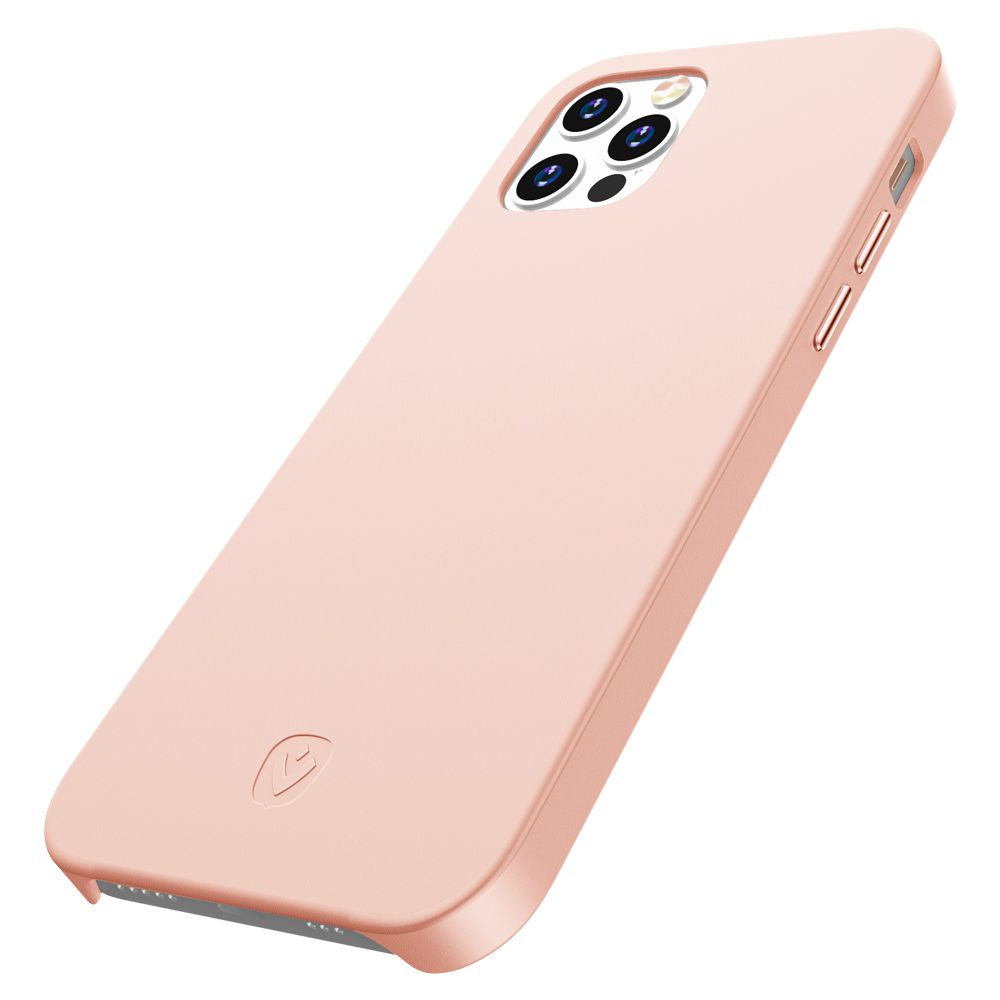 back cover snap luxe rosa fr iphone 12 pro max