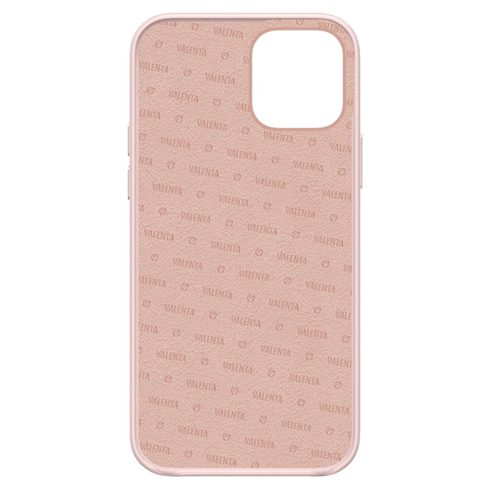 back cover snap luxe roze apple iphone 13 mini