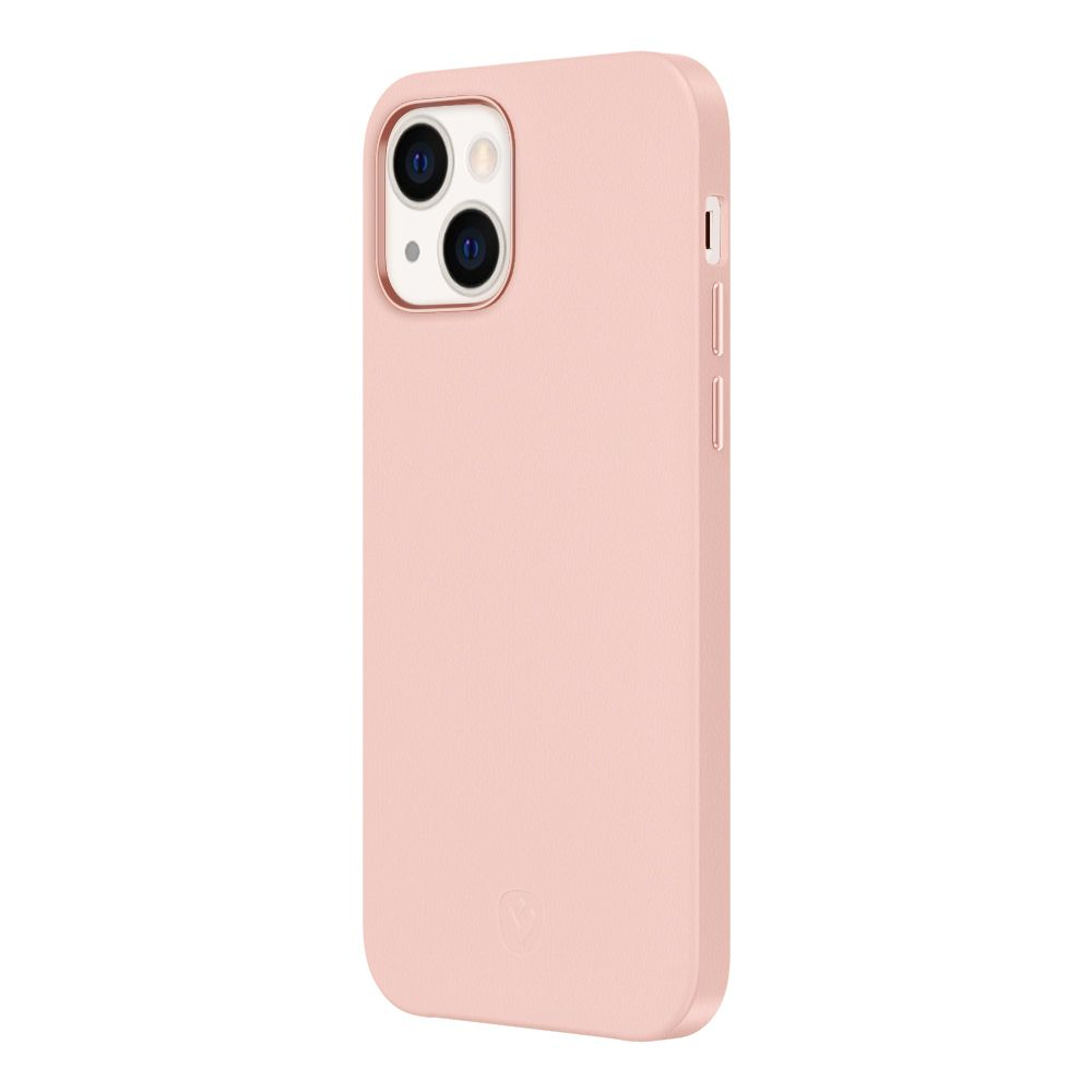 back cover snap luxe roze apple iphone 13