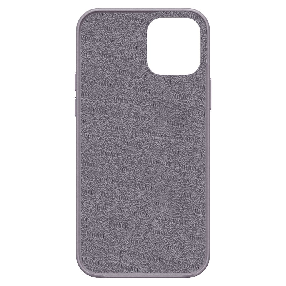back cover snap luxe violett fr iphone 12 pro max