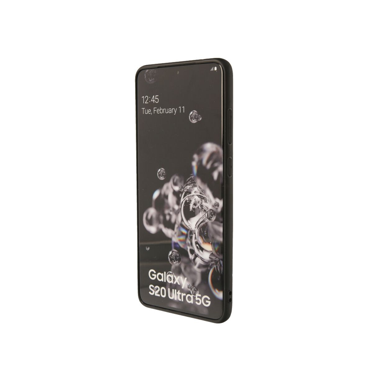 back cover zwart card slot galaxy s20 ultra