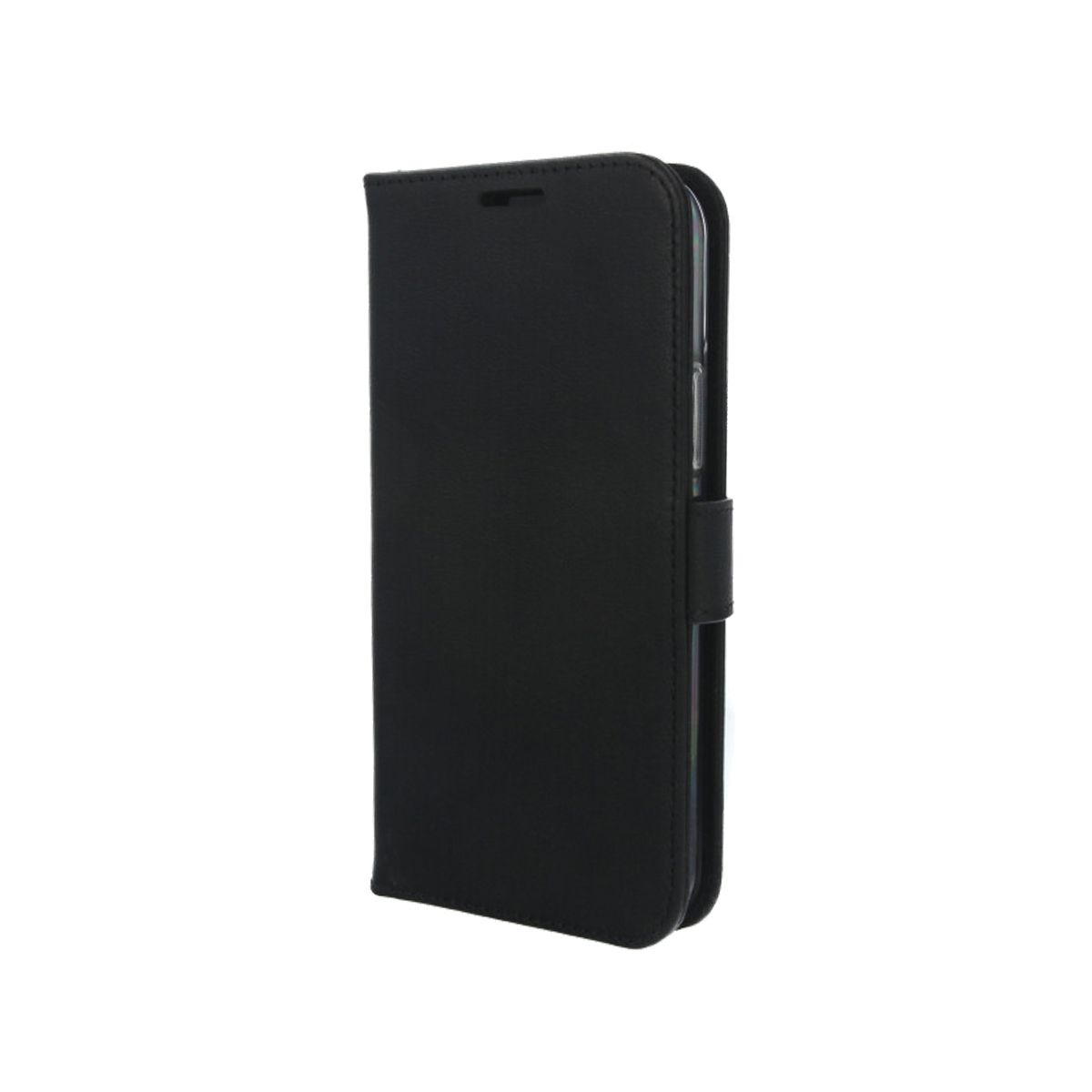 book case classic black iphone 12 pro max
