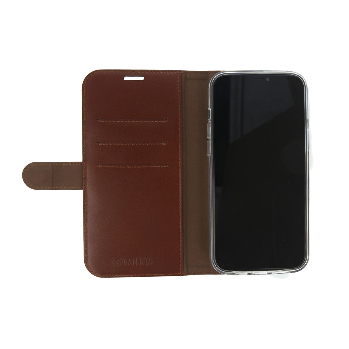 book case classic brown iphone 12 pro max
