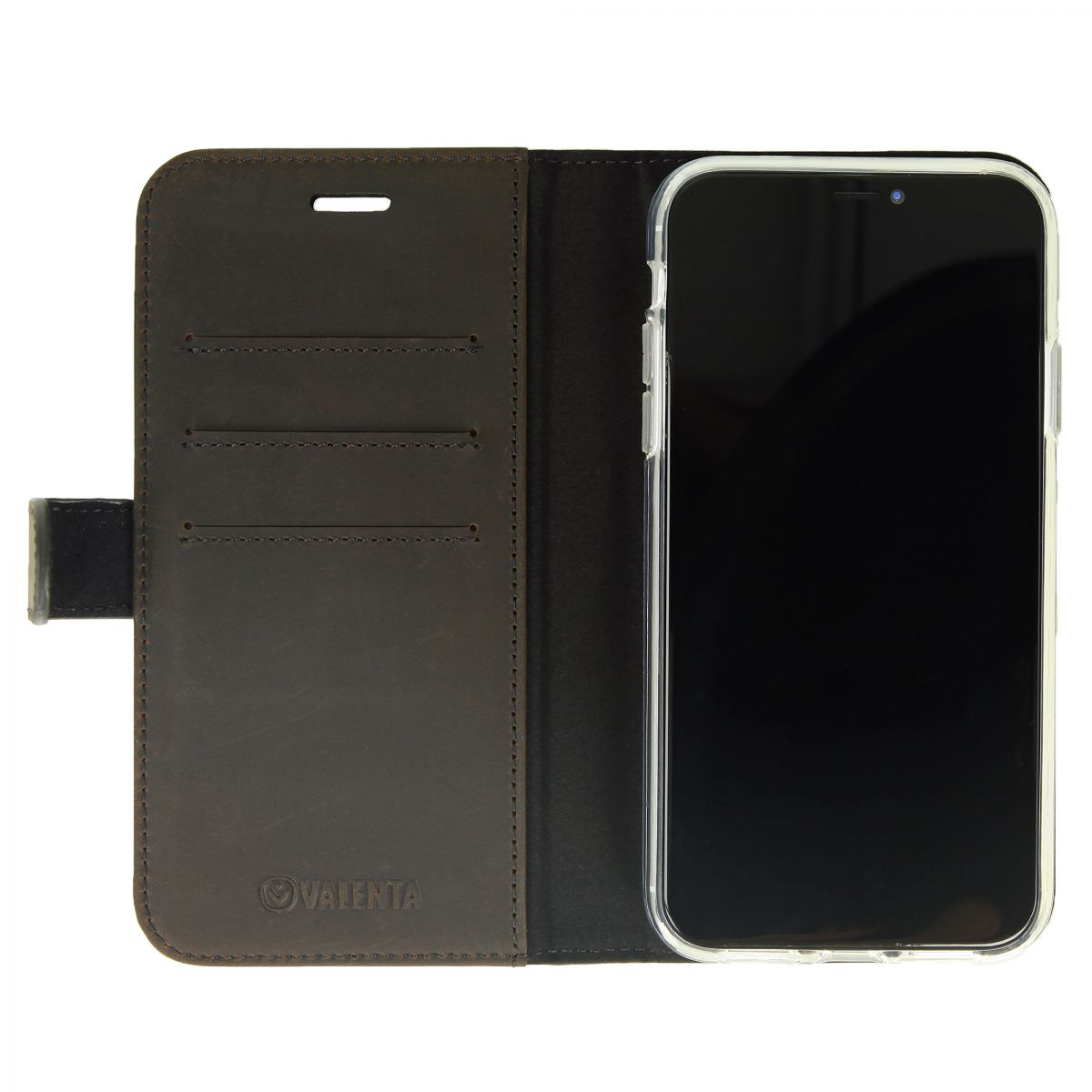 book case classic vintage brown iphone 11