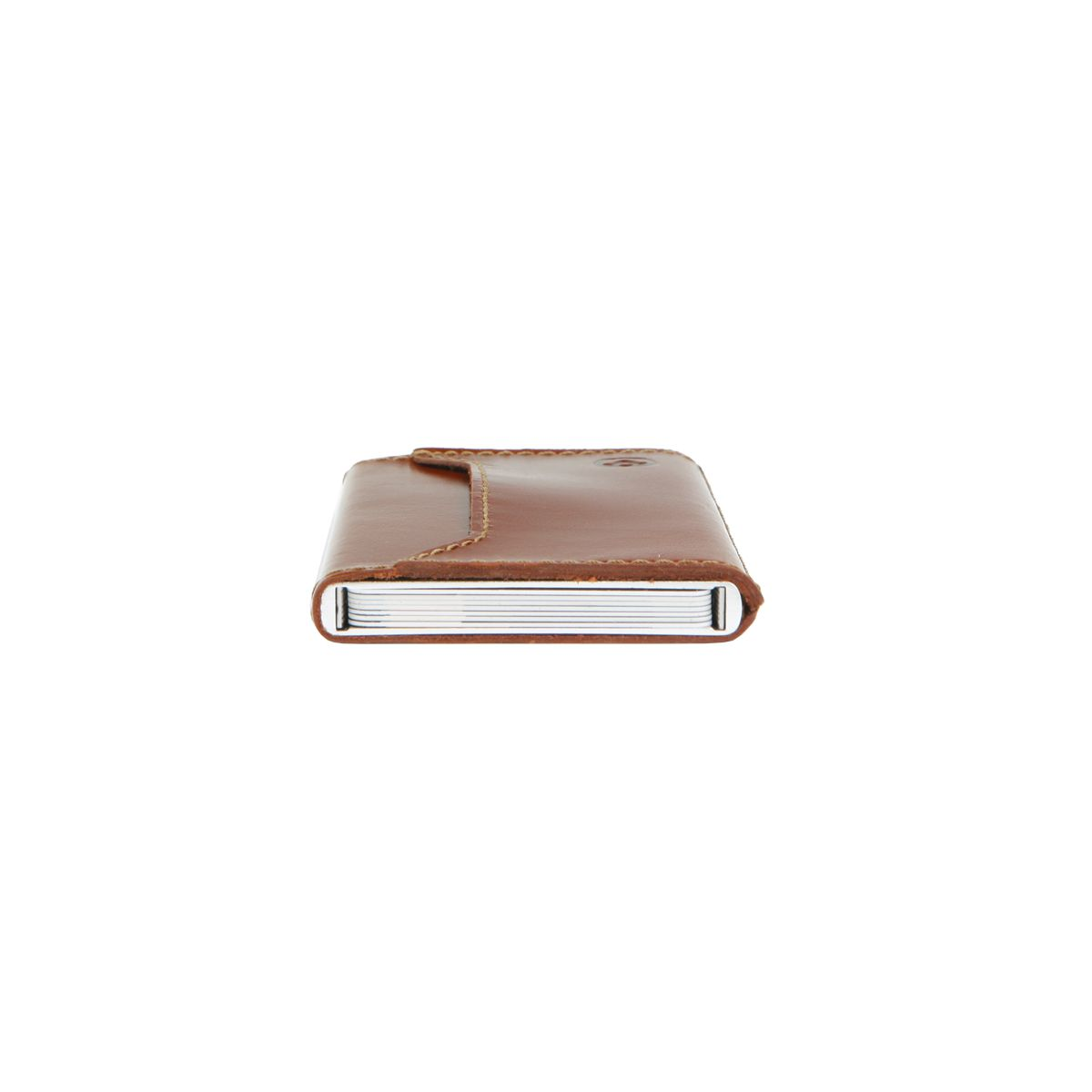 card case plus brown