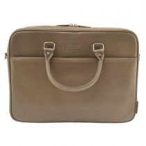 Laptop bag Classic Taupe - 15,6 inch