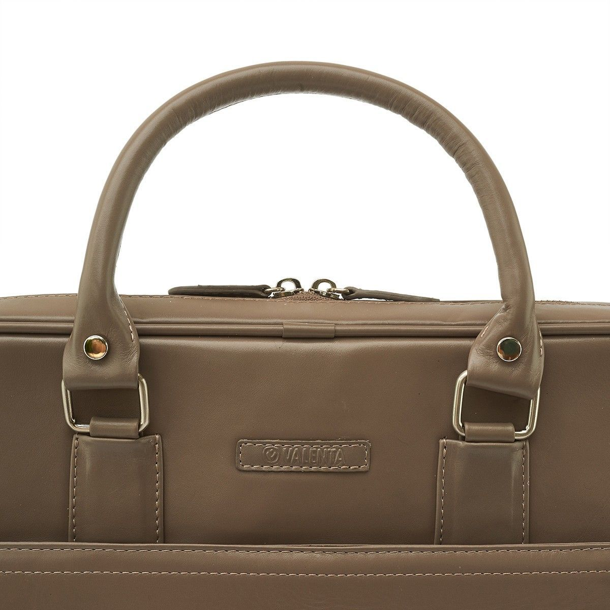laptop bag classic taupe 156 inch