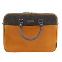 Laptoptas Raw Camel - 15,6 inch
